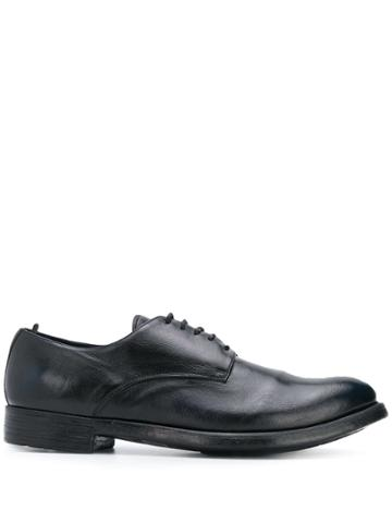 Officine Creative Polished Lace-up Shoes - Blue