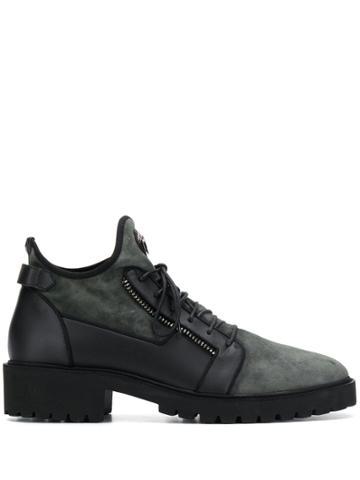 Giuseppe Zanotti Baxter Boots - Black