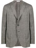 Boglioli Mottled Blazer - Grey