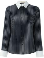 Michael Kors Striped Shirt