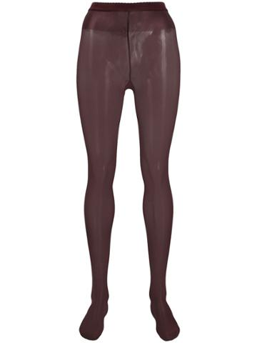 Wolford Neon 40 Tights - Purple