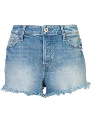 Paige Emmit Denim Shorts - Blue