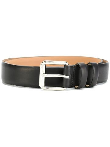 A.p.c. Buckled Belt - Black