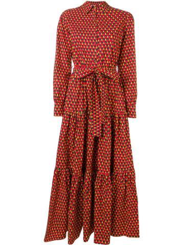 La Doublej Bellini Dress - Red