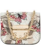 Furla Butterfly Printed Metropolis Shoulder Bag - Multicolour