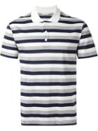 Marc Jacobs Striped Polo Shirt