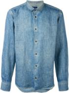 Etro Washed Denim Shirt