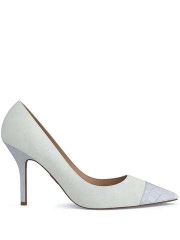 Paul Andrew Pump It Up 85 Pumps - White