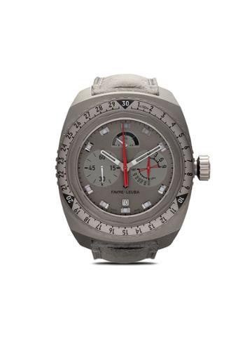 Favre Leuba Bivouac Altimeter 9000 48mm - Grey
