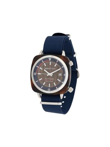 Briston Watches Clubmaster Diver Yachting Watch - Blue