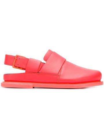 Camper Lab Edo Slip-on Loafers - Pink & Purple