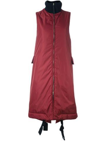 Marni Sleeveless Padded Coat