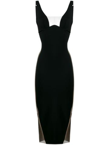 Myla Marquis Road Gown - Black