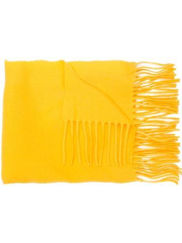 Moncler Moncler 00864000864s 107 Yellow Artificial->acetate - Yellow &