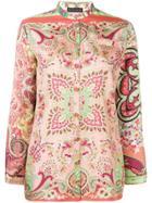 Etro Printed Shirt - Pink