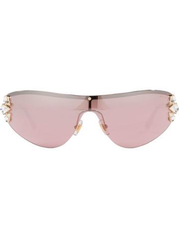 Miu Miu Miu Miu Noir Frames - Pink