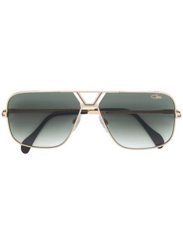 Cazal Square Shaped Sunglasses - Metallic