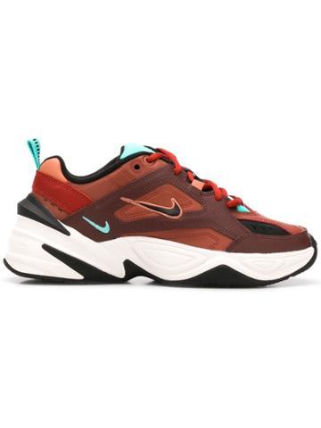 Nike Nike Ao3108n 200 Mahogany Leather/fur/exotic Skins->leather -