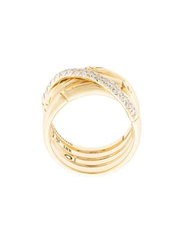 John Hardy Bamboo Ring - Gold