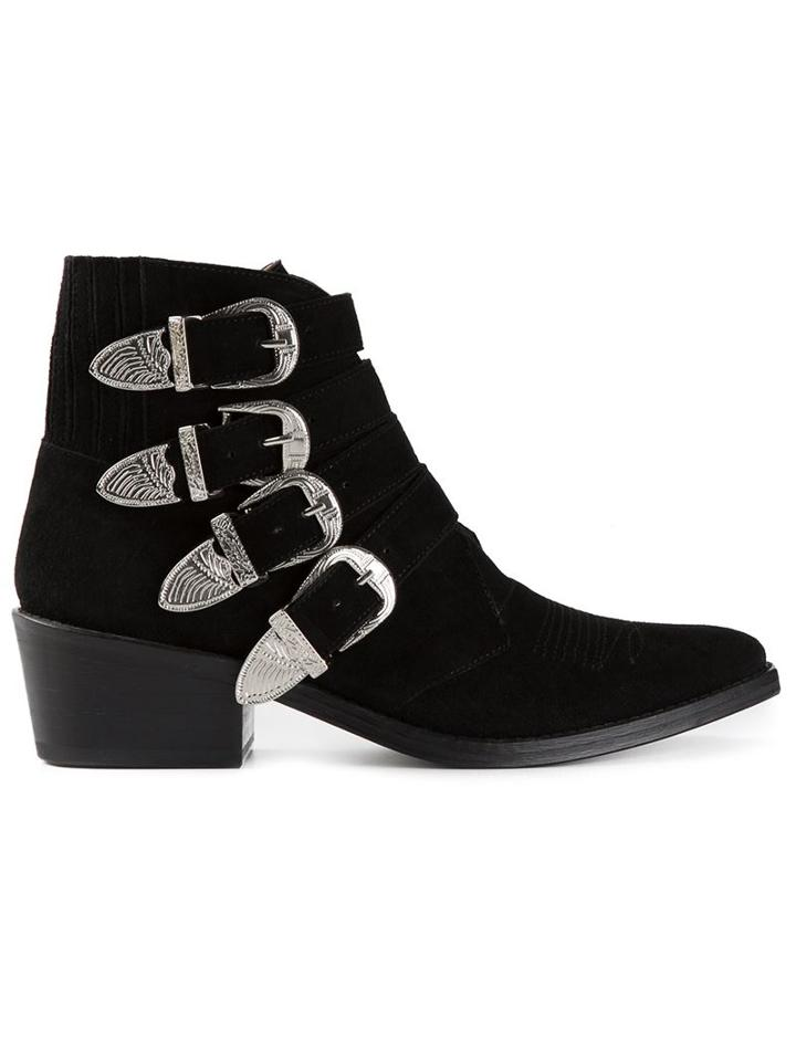 Toga 'pulla' Ankle Boot