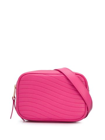 Furla Swing Quilted Belt Bag - Pink