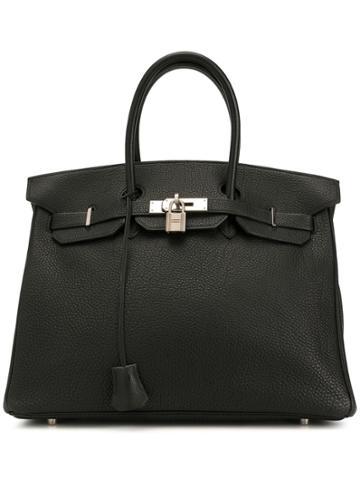 Hermès Pre-owned Birkin 35 Tote - Black