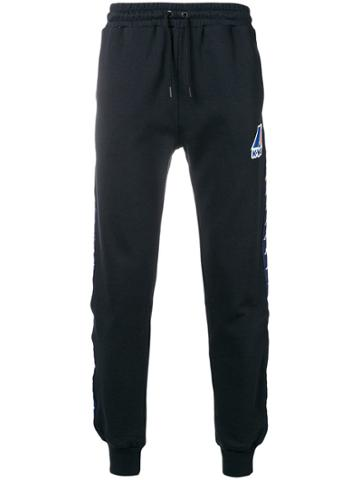 Kappa Sportswear Trousers - Black