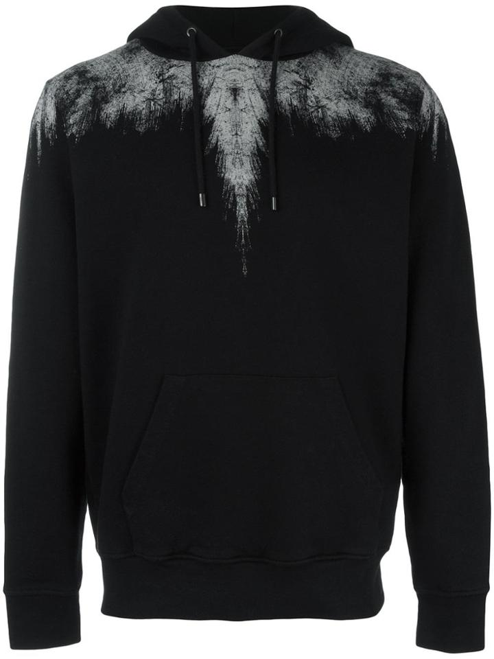 Marcelo Burlon County Of Milan 'yago' Hoodie - Black