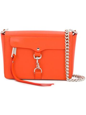 Rebecca Minkoff Mini M.a.c Crossbody Bag - Orange