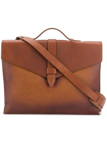 Officine Creative Arman Bag - Brown