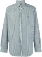 Polo Ralph Lauren Classic Striped Shirt - Green