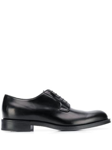 Prada Classic Oxford Shoes - F0002 Black