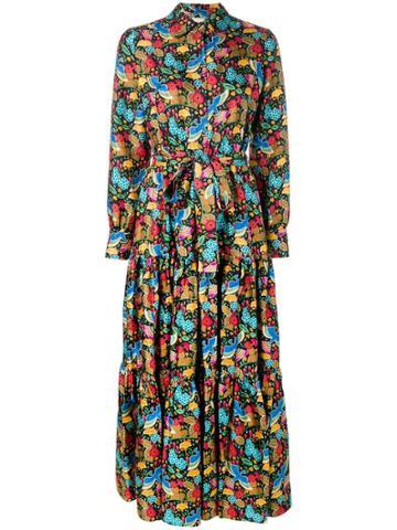 La Doublej Bellini Maxi Dress - Black