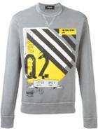 Dsquared2 'dean' Fit Sweatshirt