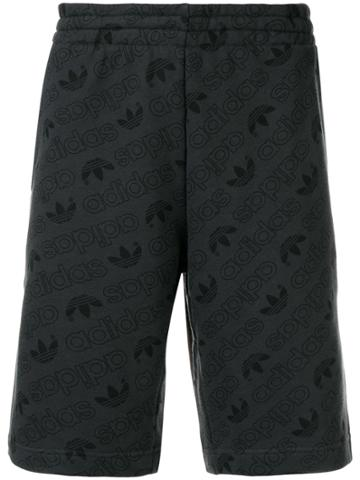 Adidas Adidas Originals Aop Shorts - Grey
