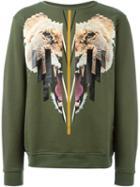 Marcelo Burlon County Of Milan 'groningen' Sweatshirt