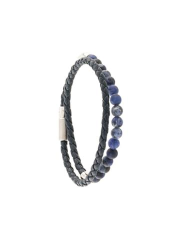 Tateossian Montecarlo Bracelet - Blue