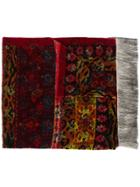 Etro Fringed Scarf - Red