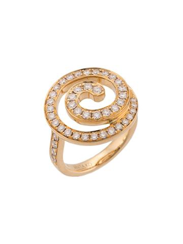 Anita Ko 18kt Yellow Gold Diamond Gratitude Ring