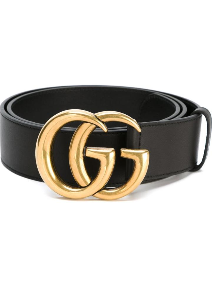 Gucci 'double G' Buckle Belt