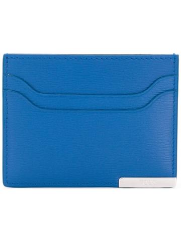 Tod's Classic Cardholder - Blue