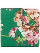 Gucci - Floral Print Scarf - Women - Wool - One Size, Green, Wool