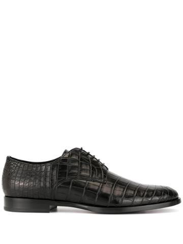 Dolce & Gabbana Derbies - Black
