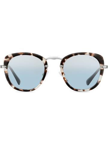 Prada Eyewear Prada Wanderer Eyewear - Brown