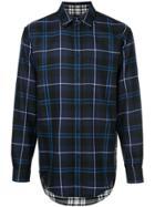 Etro Patterned Shirt - Blue
