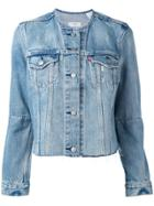 Levi's Altered Trucker Jacket - Blue