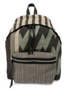 Pierre-louis Mascia Striped Backpack
