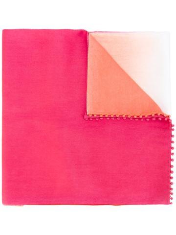 Bajra Contrast Scarf - Multicolour