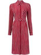 Altuzarra Striped Shirt Dress