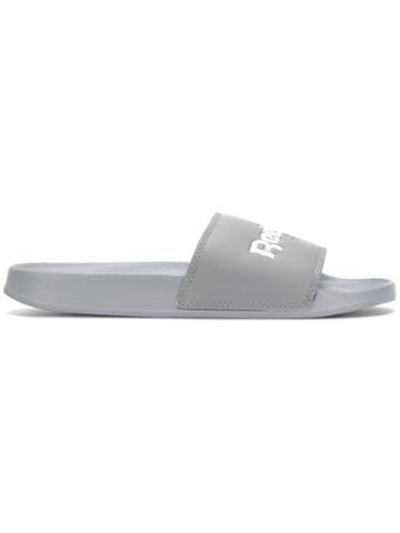 Reebok Classic Slides - Grey